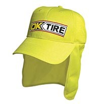 3023 Luminescent Safety Cap with Flap