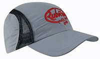 3814 Micro Fibre & Mesh Sports Cap with Reflective Trim