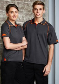P29012 FUSION COTTON-BACKED POLO - MENS