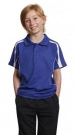 PS53K Legend KidsTrueDry Fashion Short Sleeve Polo